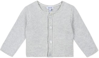 Absorba Cotton Knitted Cardigan (0-12 Months)