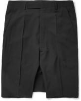 Rick Owens - Pod Twill Shorts