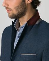 Le Château Tonal Tweed City Fit Blazer