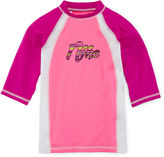 Nike Colorblock Fitted Rash Guard - Girls 7-16