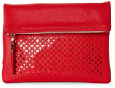 Urban Expressions Red Hailey Clutch