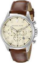 Michael Kors Men's Gage MK8441 - Watch