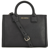 Karl Lagerfeld Women's K/Klassik Tote Bag Black