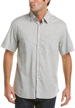 Billy Reid Donelson Woven Shirt
