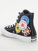 Converse Chuck Taylor All Star Multi Logo - Black