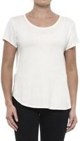 Chelsea & Theodore Shimmer Shirt - Short Sleeve (For Women)
