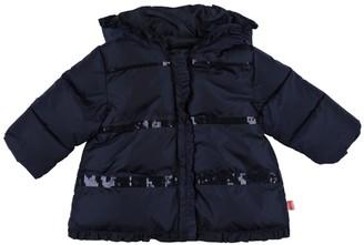 Billieblush Synthetic Down Jackets