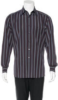 Dolce & Gabbana Striped Woven Shirt