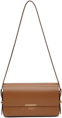 Burberry Tan Small Grace Bag