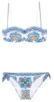Dolce & Gabbana Printed Bikini