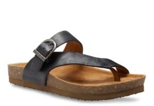 Eastland Shoe Eastland Women's Shauna Thong Sandals Women's Shoes