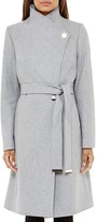 Ted Baker Aurore Long Wrap Coat