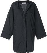 Jil Sander zipped coat