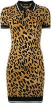 DSQUARED2 leopard print dress