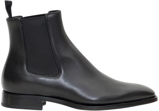 Givenchy Slip On Chelsea Boots