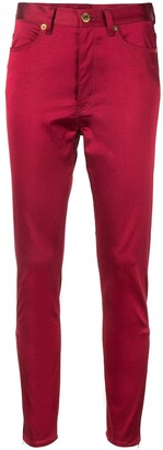 Undercover Skinny High-Rise Trousers