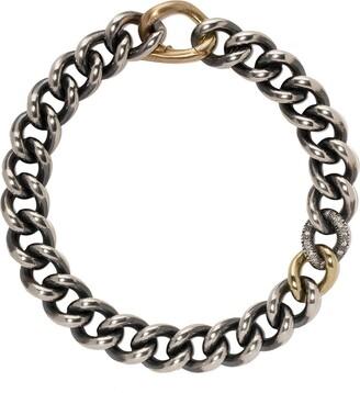 hum Diamond Chain Bracelet