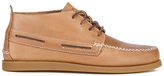 Sperry A/o Wedge Leather Chukka Boots Sahara