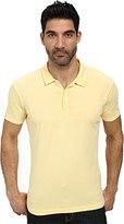 Lucky Brand Men's Paperweight Polo Shirt