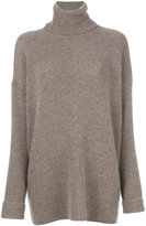Agnona roll neck jumper - women - Cashmere - S