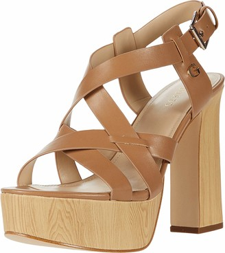 GUESS Beige Women's Sandals on Sale