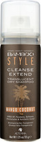 Alterna Travel Size Bamboo Style Cleanse Extend Translucent Scented Dry Shampoo