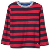 Gap Stripe pocket tee