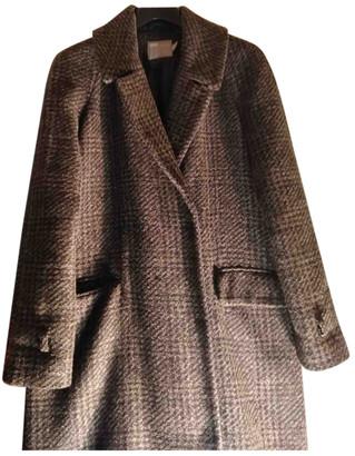 ASOS Grey Tweed Coats