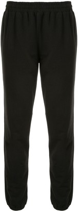 Love Moschino high-rise track trousers