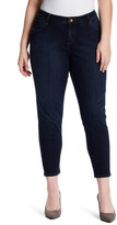 KUT from the Kloth Ankle Straight Leg Jeans (Plus Size)