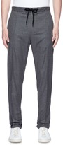 Kenzo Brushed twill jogging pants