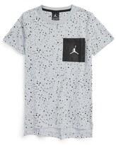 Jordan 'Bemis' Pocket T-Shirt (Big Boys)