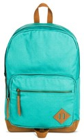 Mossimo Women's Canvas Backpack Teal