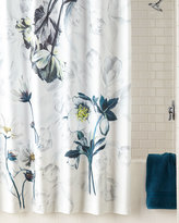 Designers Guild POMANDER NOIR SHOWER CURTAIN