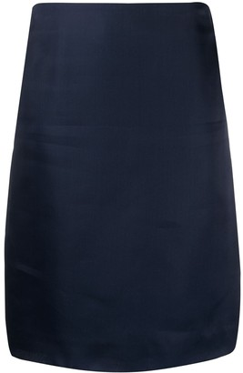 Nina Ricci High-Waisted Pencil Skirt