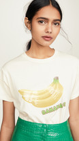 Monogram Sequin Banana Tee