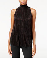 Rachel Roy Sleeveless Pleated Top, Only at Macy's