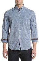 Buffalo David Bitton Men's Savino Long Sleeve Fashion Woven Shirt