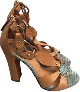 Missoni Leather sandals