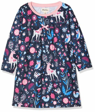 Hatley Girl's Long Sleeve Nighties