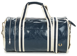 Fred Perry CLASSIC BARREL BAG men's Sports bag in Blue
