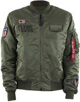 Alpha Industries Ma-1 Flying Tigers Bomber Jacket