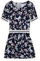 Splendid Girls' Floral Print Dress - Big Kid