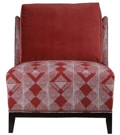 Bloomsbury Market Seifert Side Chair Fabric: Madison Dove Polyester Blend