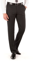 Ben Sherman Black Stripe Kings Slim Fit Suit Trouser