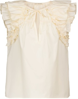 Ulla Johnson Liv cotton blouse