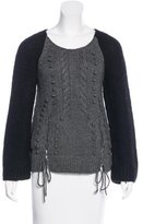 Rachel Comey Wool & Baby Alpaca-Blend Sweater