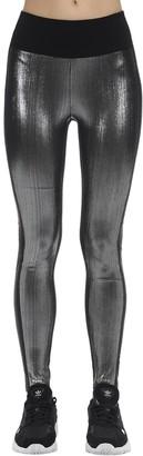 NO KA 'OI Positive Nylon Leggings
