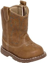 Baby Deer Girls Western Cowboy Boot Shoes
