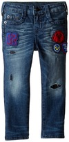True Religion Rocco Jeans in Decoded Wash (Toddler/Little Kids)